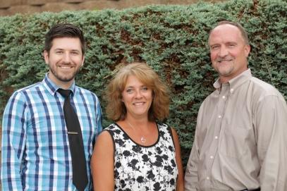 Dennis, Sherri, Buck